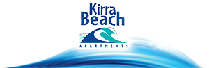 Kirra Beach Apartments are near new, fully self-contained air-conditioned apartments, which have 51 north facing balconies, most with beautiful ocean views.  A wide selection of well appointed units are available including 2 bedroom, 2 bedroom plus studio, 3 bedroom and penthouses. There is a secure underground car park with lift access to every floor.  The complex is set amongst tropically landscaped grounds and our pool area has views to the ocean, a heated spa, sun loungers and a free BBQ area for your enjoyment.